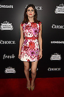 Alexandra Daddario<br />