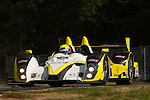 #7 Merchant Services Racing Oreca FLM09: Tony Burgess, Pablo Sanchez