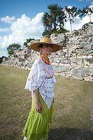 Chef Patricia Quintana. Izamal,Yucatan, Mexico