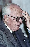 Sandro Pertini (Partito Socialista Italiano) 1984.(1896-1990).Presidente della Repubblica Italiana dal Luglio 1978 al 29 Giugno 1985.
