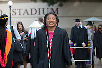 Stanford, CA - Sunday, June 14, 2015: Stanford's 124th Commencement ceremony at Stanford Statdium.