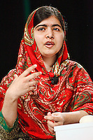Malala Yousafzai Speaks at Forbes Under 30 Summit