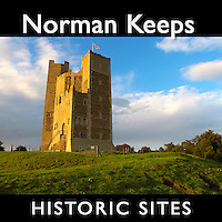 Norman Keeps & Castles  Pictures, Photos, Images & Photos