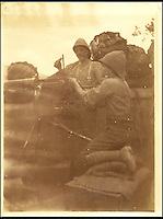 BNPS.co.uk (01202 558833)<br /> Pic: HAldridge/BNPS<br /> <br /> ***Please Use Full Byline***<br /> <br /> Maxim gun crew.<br /> <br /> The vendor also had a series of old pictures from the controversial Younghusband expedition.<br /> <br /> A man who took an old silver teapot along to TV's Flog It is celebrating today after it led to a record 140,000 pounds sale.<br /> <br /> Experts on the BBC show valued the item, that originated from the Far East, at 120 pounds, prompting the owner to reveal he had five other heirlooms at home.<br /> <br /> After digging the relics out he sold them at auction for the six figure sum, setting a record for the highest amount ever achieved on the popular programme.<br /> <br /> The show is very much like the Antiques Roadshow except that people go on to sell their treasures at auction which is also filmed by the Beeb.<br /> <br /> The unnamed owner took the 12ins tall teapot along to a valuation day held last month at Longleat House, Wilts.