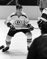 Boston Bruins Bobby Orr. (1970 photo by Ron Riesterer)