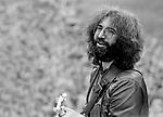 Jerry Garcia, Golden Gate Park, San Francisco, Sept 28, 1975