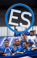 LaEl Salvador Fans.  The United States defeated El Salvador, 5-1, during the quarterfinals of the CONCACAF Gold Cup at M&T Bank Stadium in Baltimore, MD.