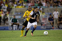 Kingston, Jamaica - Friday, June 7, 2013: USMNT vs Jamaica  during World Cup qualifying at the National Stadium.