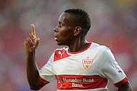 Fussball Europa League Play Offs:  Saison   2012/2013     VfB Stuttgart - Dynamo Moskau  22.08.2012 Ibrahima Traore (VfB Stuttgart)