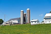 Farm, Lancaster, Pennsylvania, USA
