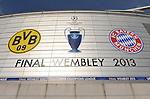 Bayern Munich v Borussia Dortmund 26/05/2013