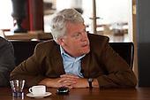 Werkbezoek deltacommissaris Wim Kuijken aan het Groningse Waddengebied.