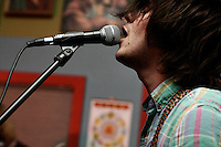 wavves, woah hunx at madame wong's in los angeles' chinatown