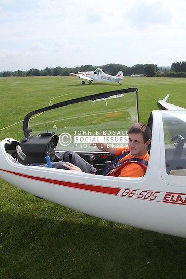 Have a go gliding day