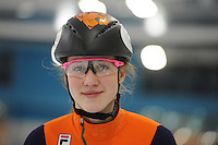 Shorttrack Training Thialf 200217