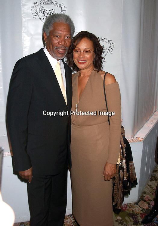 0008 Morgan Freeman And Myrna Jpg Robin Platzer Twin Images