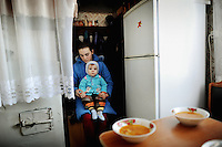 25 years later the Chernobyl disaster - people are still highly affected by the radioactive downfall. In hospitals, children who wern´t even born - are suffering with severe diseases. In villages close to the Belarus border - food and water are highly contaminated... this story is an photographic investigation into life in Ukraine 25 years later.