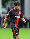 Fussball Bundesliga 2010/11, 2. Spieltag: Bayer Leverkusen - Borussia Moenchengladbach