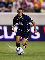 Andros Townsend. Tottenham defeated the New York Red Bulls, 2-1.