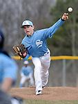 4-6-15, Skyline High School vs Plymouth High School, freshman baseball