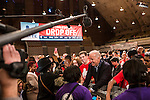 Vice President Joseph R. Biden participates in the National Day of Service at the Unite America in Service event at the DC Armory on Saturday, January 19, 2013 in Washington, DC.