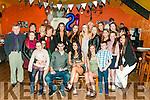 21st Birthday : Twins Kieran & Aisling Kelly, Asdee celebrating their 21st birthdays with family & friends at the Railway Bar, Ballybunion on Saturday night last.