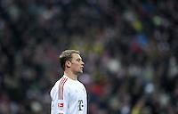 FUSSBALL   1. BUNDESLIGA  SAISON 2011/2012   13. Spieltag FC Bayern Muenchen - Borussia Dortmund        19.11.2011 Torwart Manuel Neuer (FC Bayern Muenchen)