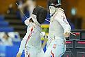 Chie Yoshizawa (JPN), .APRIL 22, 2012 - Fencing : .Asian Fencing Championships 2012,  .Womens Foil Individual .at Wakayama Big Wave, in Wakayama, Japan. .(Photo by Akihiro Sugimoto/AFLO SPORT) [1080]