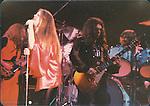 Rossington Collins band Gary Rossington, Dale Krantz,