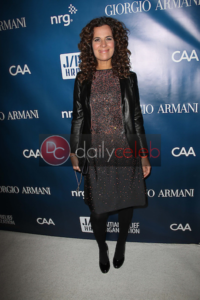 Roberta Armani<br /> at the 2nd Annual Sean Penn &amp; Friends &quot;Help Haiti Home,&quot; Montage Hotel, Los Angeles, CA 01-12-13<br /> David Edwards/DailyCeleb.com 818-249-4998