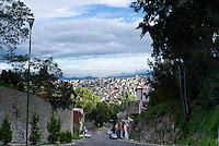 Street scenes from Bosques, Naucalpan, Estado de Mexico