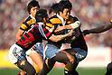 Naoyuki Miyakawa (Keio), November 23, 2011 - Rugby : Kanto Intercollegiate Rugby Games match between Waseda University 54-24 Keio University at Chichibunomiya Rugby Stadium, Tokyo, Japan. (Photo by Daiju Kitamura/AFLO SPORT) [1045]