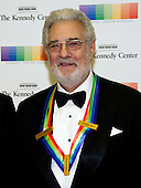 2000 Kennedy Center Honor recipient Pl&aacute;cido Domingo arrives for the formal Artist's Dinner honoring the recipients of the 39th Annual Kennedy Center Honors hosted by United States Secretary of State John F. Kerry at the U.S. Department of State in Washington, D.C. on Saturday, December 3, 2016. The 2016 honorees are: Argentine pianist Martha Argerich; rock band the Eagles; screen and stage actor Al Pacino; gospel and blues singer Mavis Staples; and musician James Taylor.<br /> Credit: Ron Sachs / Pool via CNP