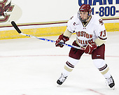 Cam Atkinson (BC - 13) - The Boston College Eagles defeated the visiting University of Toronto Varsity Blues 8-0 in an exhibition game on Sunday afternoon, October 3, 2010, at Conte Forum in Chestnut Hill, MA.