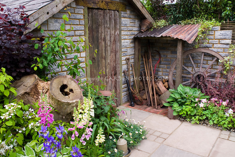 Country flower gardens images - Rustic flower gardens ...