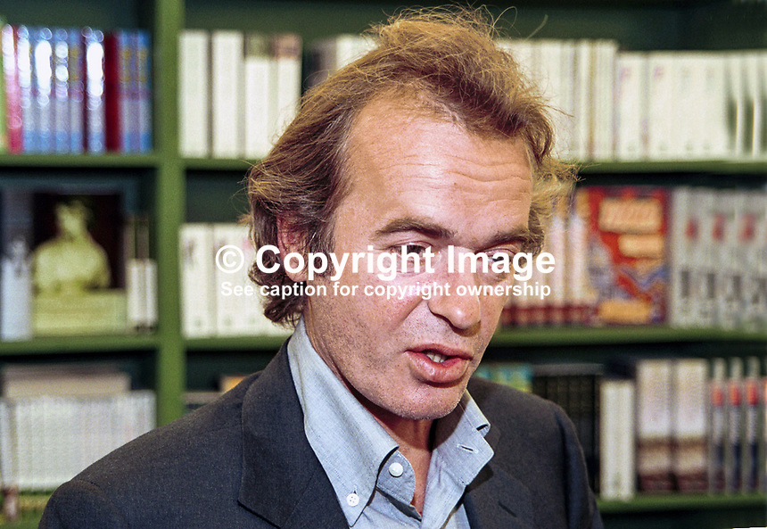 Martin Amis, novelist, writer, author, Britain, UK, taken Hay Festival.,  200005098.<br />