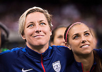 USWNT vs China, December 16, 2015