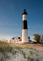 Big Point Sable at Ludington State Park<br />