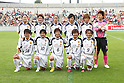 Leonessa team group (Leonessa), OCTOBER 30, 2011 - Football / Soccer : 2011 Plenus Nadeshiko LEAGUE 1st Sec match between INAC Kobe Leonessa 1-1 Urawa Reds Ladies at Home's Stadium Kobe in Hyogo, Japan. (Photo by Kenzaburo Matsuoka/AFLO) [2370]