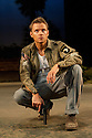 """London, UK. 28/09/2011. """"Cool Hand Luke"""" has its world premiere at the Aldwych Theatre.  Donn Pearce's acclaimed novel of the same name is preented in a powerful new adaptation for the stage. Marc Warren stars as the eponymous hero. Photo credit: Jane Hobson"""