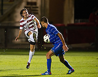Stanford Soccer vs San Jose St, September 12, 2012
