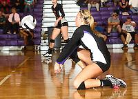 Volleyball Varsity vs. Zionsville SENIOR NIGHT 10-4-11