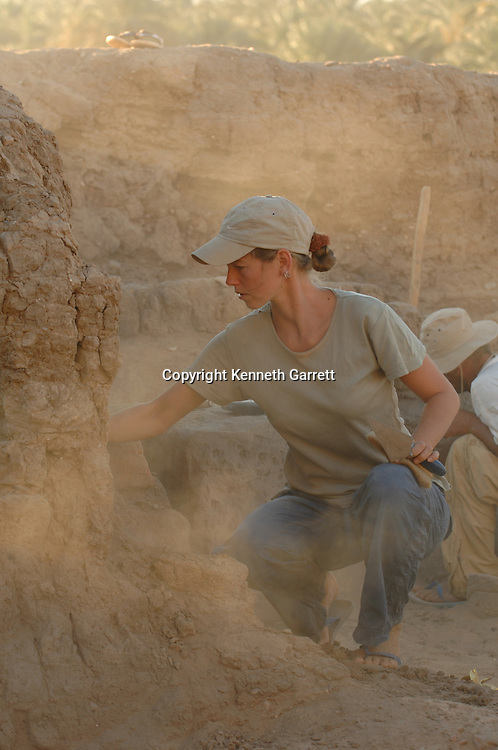 Gebel Barkal, Sudan,  Archaeologists at work, Tim Kendall, Pavel Wolf, Ule, Aspelta  Palace dig, mm7454. Black Pharaohs, Nubians, 25th Dynasty, Late Period