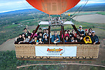20100704 July 04 Cairns Hot Air Ballooning