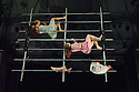 Ockham's Razor present 'Arc' and 'Every Action' in a double bill, in the Beauty, at Circus Hub, on the Meadows, as part of the Edinburgh Festival Fringe. This piece is 'Arc'.