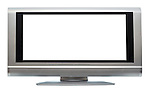 Flat Screen Television - Jan 2012