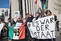 2015/04/23 Berlin | Politik | Kundgebung wegen Studentenmord in Mexiko