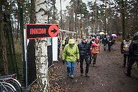 this way to Krawatencross Lille 2017