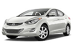 Hyundai Elantra Limited Sedan 2014