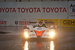 #7 Merchant Services Racing Oreca FLM09: James Kovacic, Tony Burgess
